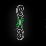120F_Ornament_RL_W_green-shiny